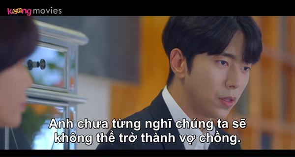 Ji Woo hứa sẽ bù đắp tất cả tổn thương người yêu đã chịu đựng.