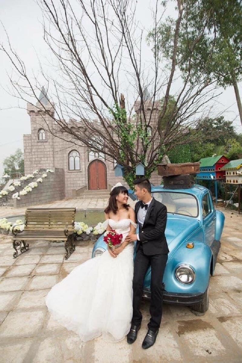 Cặp đôi chính thức kết hôn sau 6 tháng từ khi tham gia BMHH.