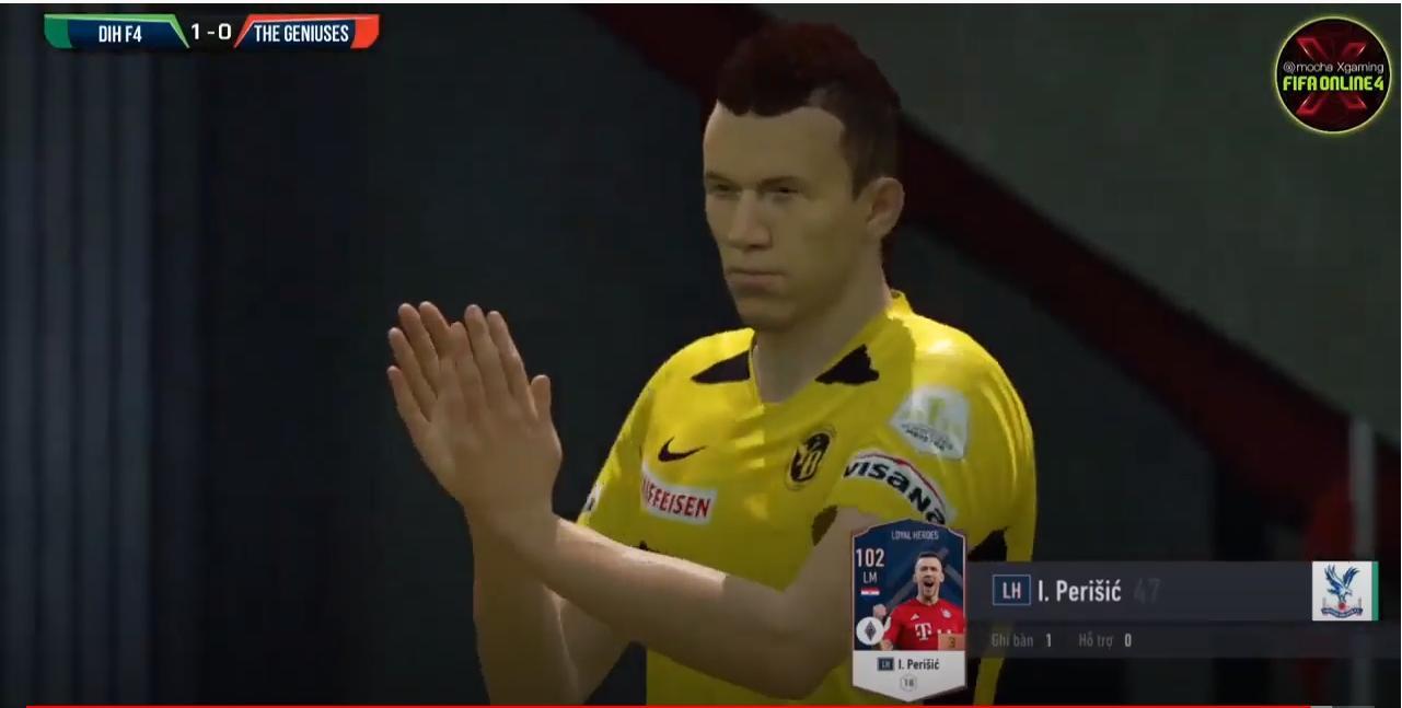 Chúc mừng DIH F4 trở thành nhà vô địch giải đấu trong mơ Mocha Xgaming: FIFA Online 4 4