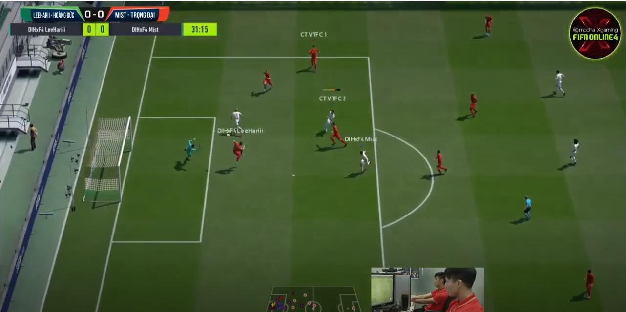 Chúc mừng DIH F4 trở thành nhà vô địch giải đấu trong mơ Mocha Xgaming: FIFA Online 4 5