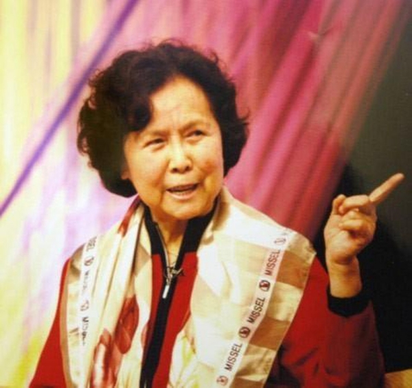 Dương Khiết là 'linh hồn' củaTây Du Kýbản 1986