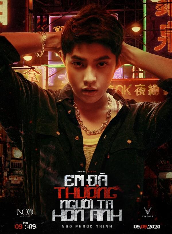 Noo Phước Thịnh tung teaser MV: Dự báo như phim xã hội đen Hong Kong, từ cảnh 'nóng' đến hành động đều có đủ 1