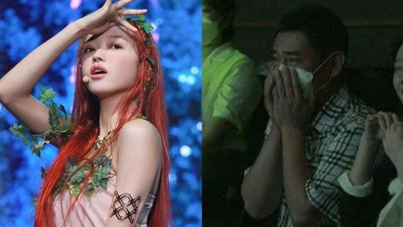 Hình ảnh đang được chia sẻ rộng rãi trên các diễn đàn cũng như mạng xã hội Hàn Quốc.