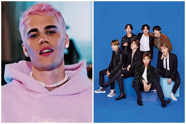 'Thả thính' trên Twitter chưa đủ, Justin Bieber còn 'thuộc làu'thành tích Dynamite của BTS, ngày hợp tác đã đến gần? 0
