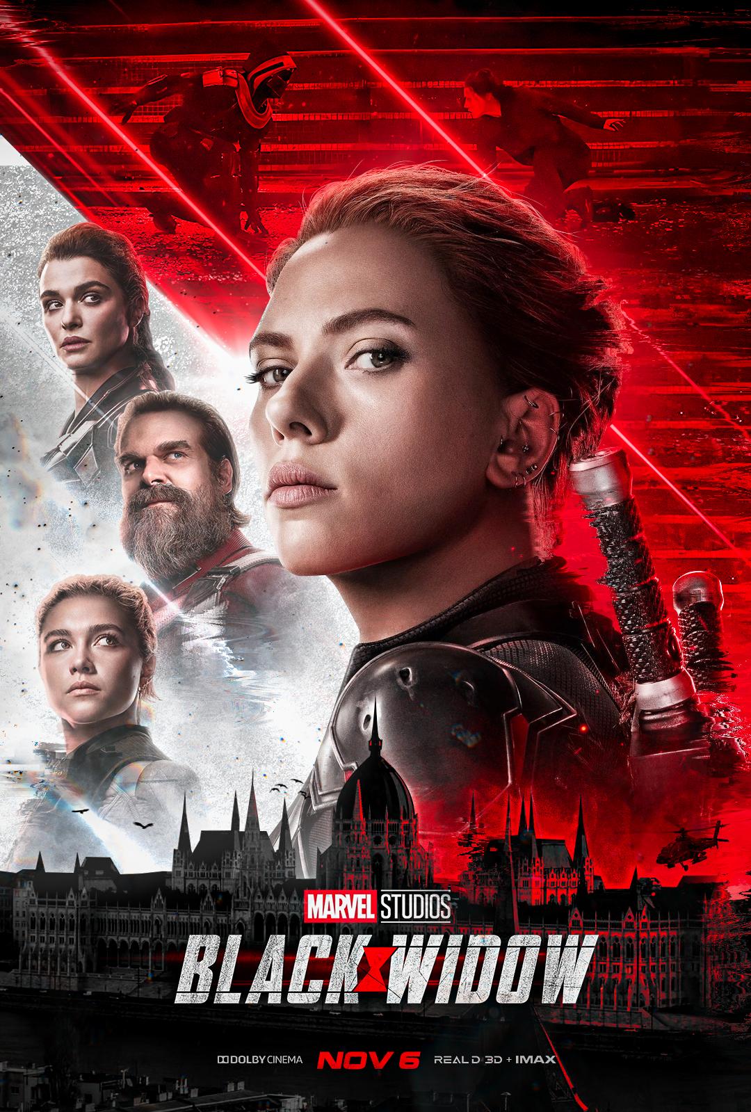 Goá Phụ Đen (2021) | Black Widow (2021)