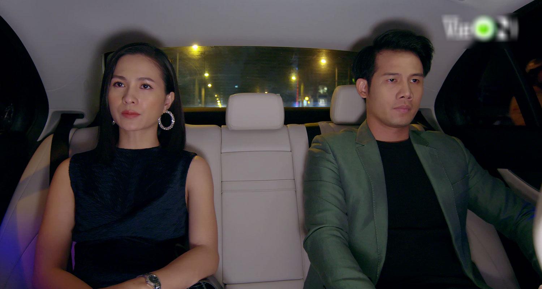 'Gạo nếp gạo tẻ 2' tập 40: Thiên Long 'dòm ngó' vợ bạn, Bảo Trâm hóa diêm dúa khiến chồng bẽ mặt trước mọi người 9