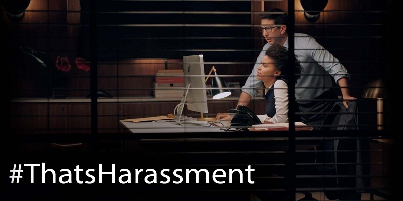 Chiến dịch 'That's Harassment' ('Đó là quấy rối') cũng nhận được rất nhiều sự ủng hộ từ truyền thông quốc tế.Họ đã tái hiện lại những hành vi quấy rối bệnh hoạn của nhiếp ảnh gia với cô người mẫu, có thể nói, rất nhiều người mẫu đã phải đánh đổi bằng cả lòng tự trọng của bản thânđể được theo đuổi đam mê của mình.