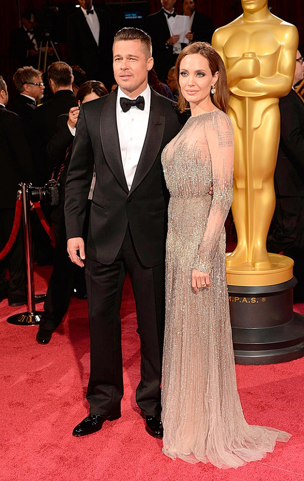 Mối quan hệ của Angelina Jolie và Brad Pitt ngày càng căng thẳng.