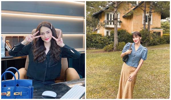 'Bóc giá' loạt outfit của Hoa hậu Hương Giang: Toàn chi hàng trăm triệu, có set lên đến 1,5 tỷ đồng 0