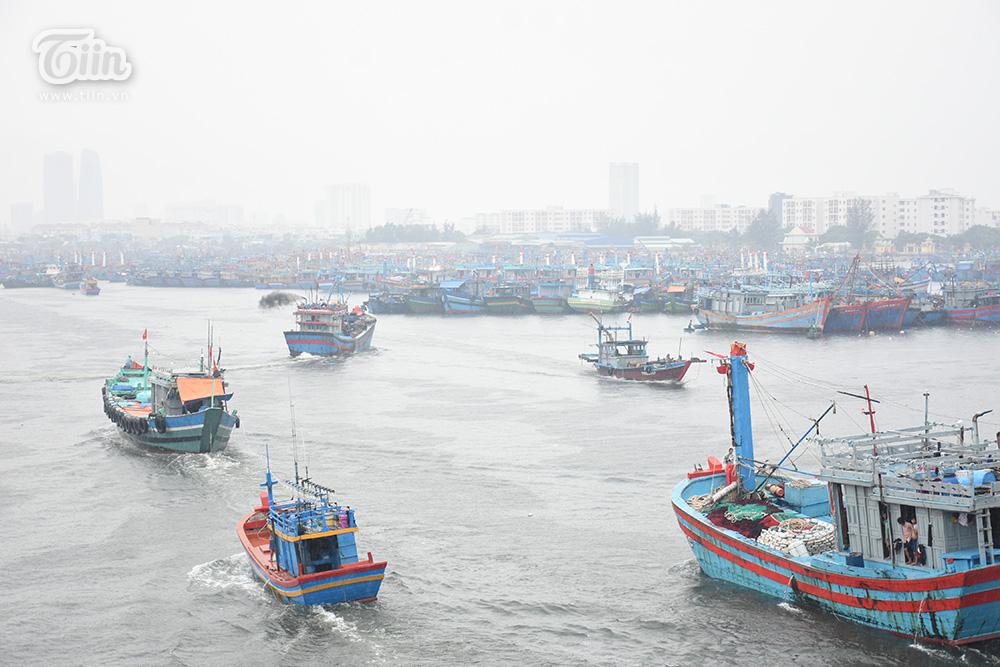 Đà Nẵng ra thông báo khẩn cho phép học sinh, sinh viên toàn thành phố nghỉ học tránh bão 1
