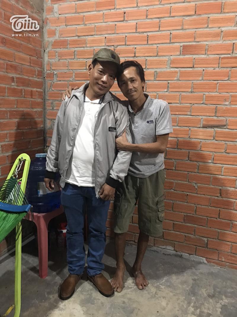 Một kết thúc có hậu nữa là việc anh Tâm nhận anh Thắng (tài xế taxi đã chở mình đi viện) làm anh trai nuôi.