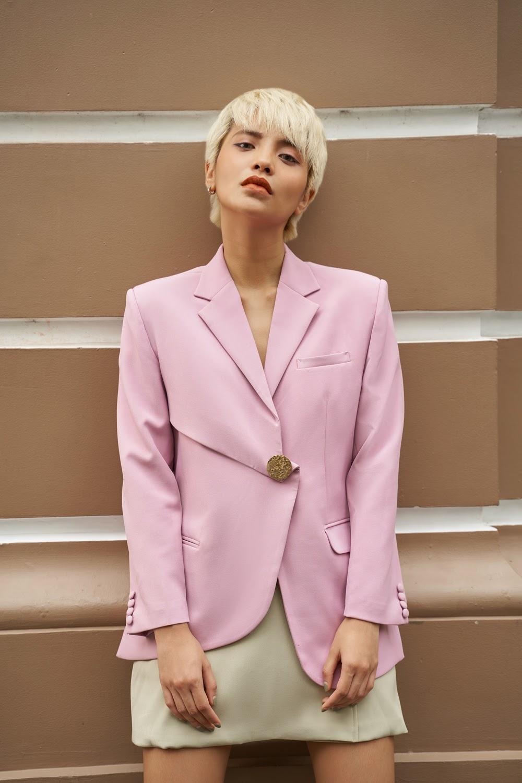 Người mẫu Linh Chi