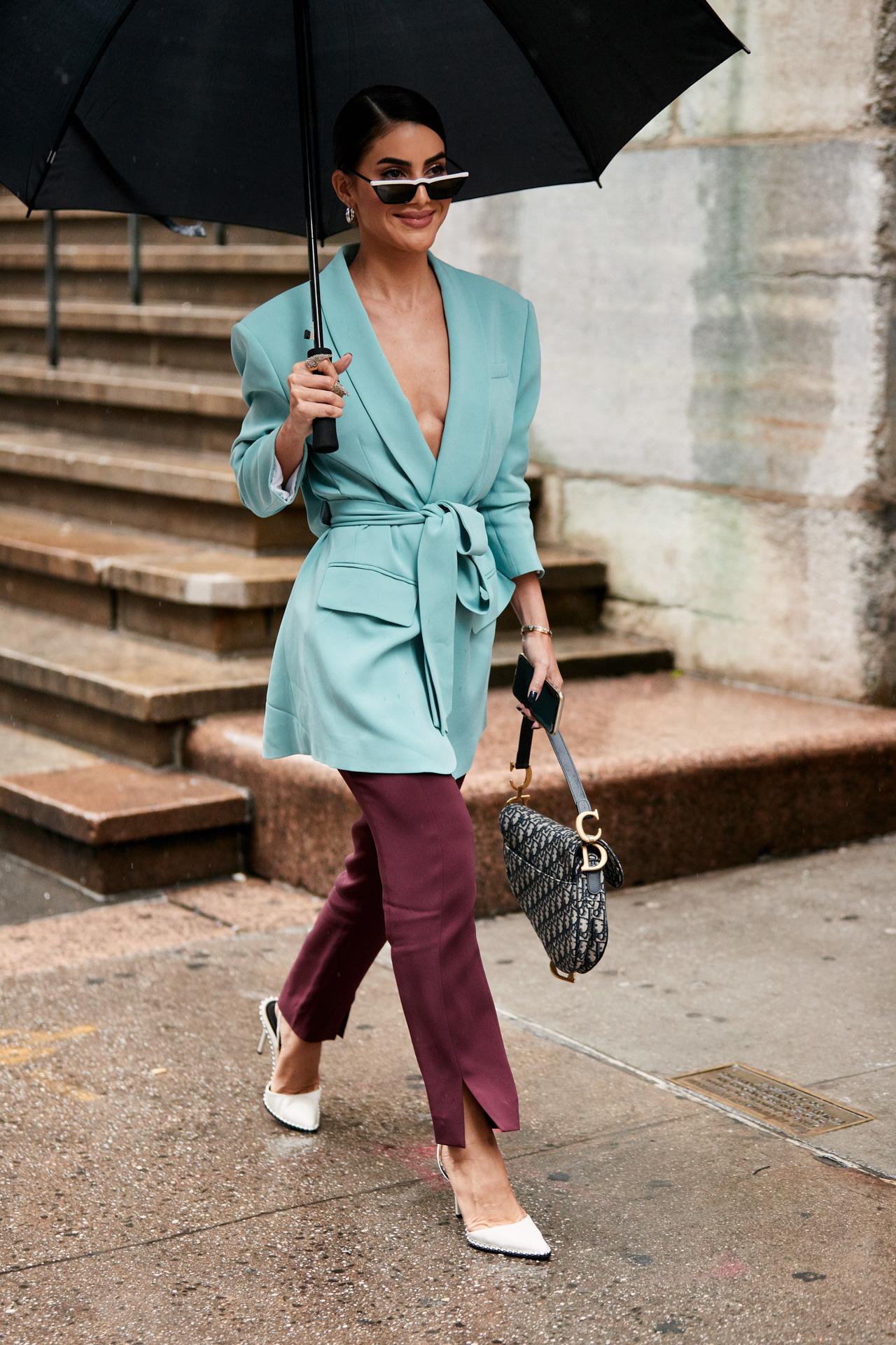 Gió mùa về, bạn hãy sắm ngay một chiếc áo blazer màu pastel hot hit năm nay 11