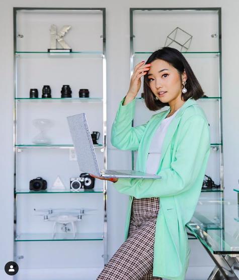 Beauty Blogger Jenn Im