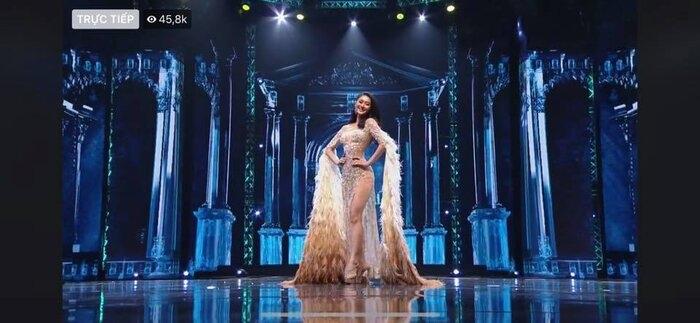 Fan Việt 'la ó' thí sinh Miss Grand Thái đạo nhái thiết kế dạ hội gây tranh cãi của Kiều Loan 4