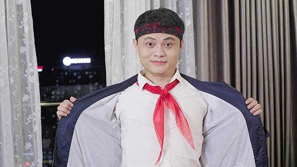 Anh chàng sẽ phát triển con đườngđạo diễn và sản xuất các bộ phim web drama.