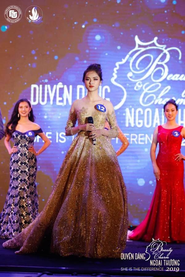 Thành tích 'quá khủng', nữ sinh Đại học Ngoại Thương được đặc cách vào chung khảo Hoa hậu Việt Nam 2020 3