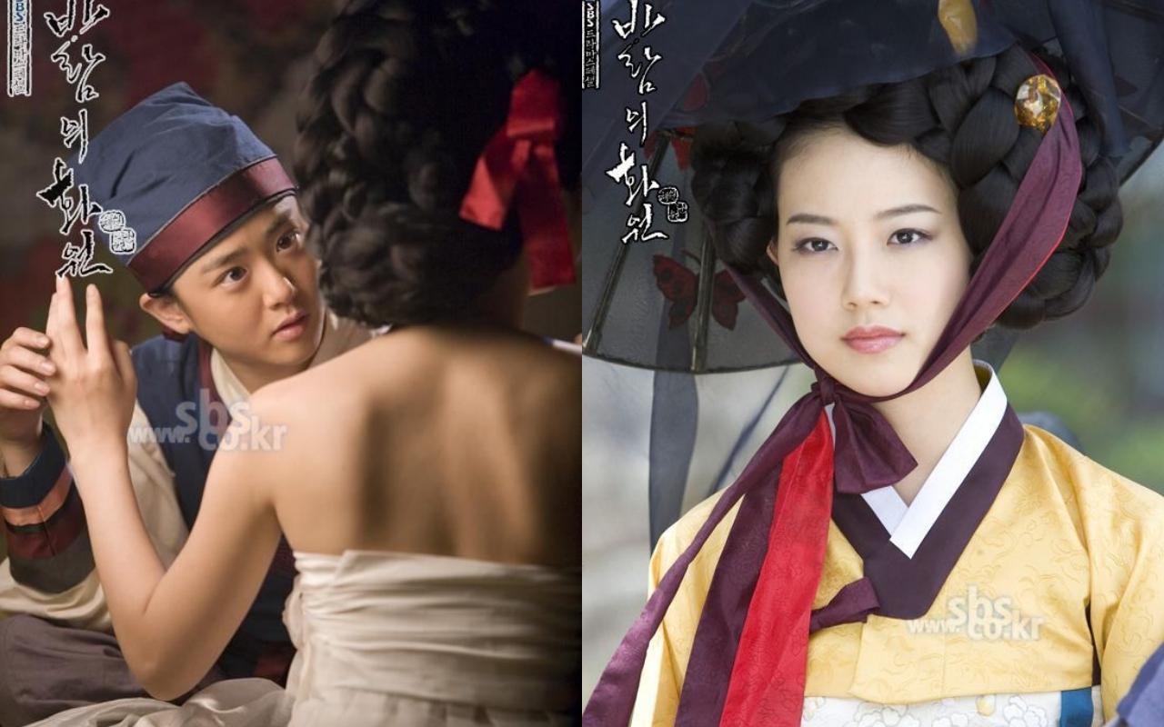 Moon Chae Won tham gia dự án Họa sĩ gió (SBS) - một bộ phim cổ trang, mang chút hơi hướng đồng tính cùng với Moon Geun Young.