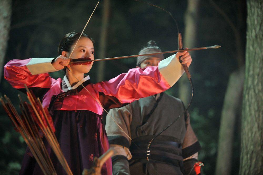 Với vai diễn trong Cung thủ siêu phàm, Moon Chae Won đã rinh về hàng loạt giải thưởng danh giá.