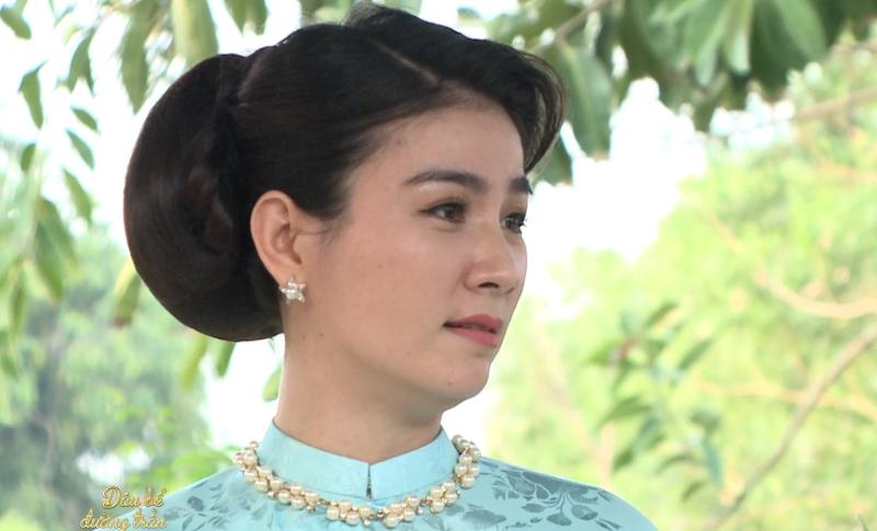 'Dâu bể đường trần' tập 54: Thúy Diễm nước mắt đầm đìa khi hay tin Lương Thế Thành bị bắn 1