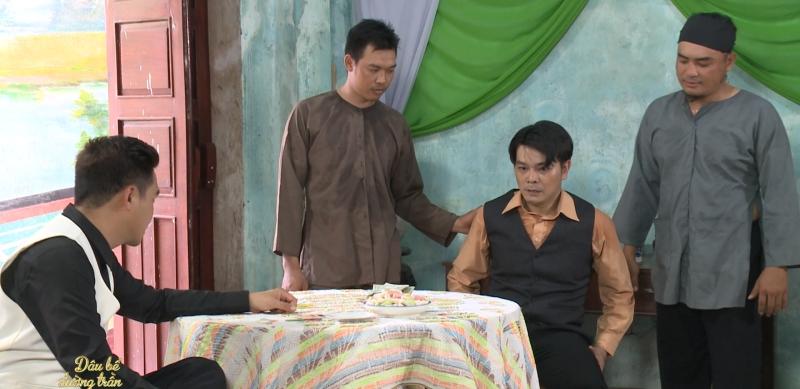 'Dâu bể đường trần' tập 54: Thúy Diễm nước mắt đầm đìa khi hay tin Lương Thế Thành bị bắn 3