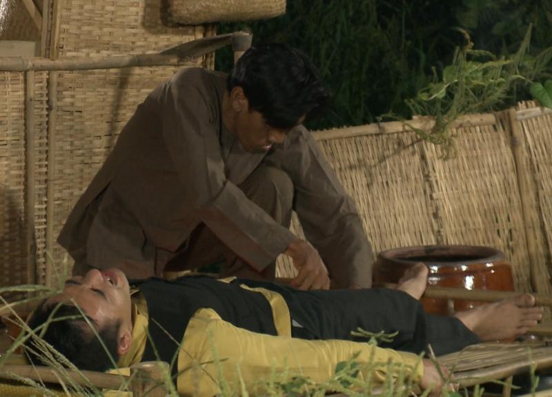 'Dâu bể đường trần' tập 54: Thúy Diễm nước mắt đầm đìa khi hay tin Lương Thế Thành bị bắn 4