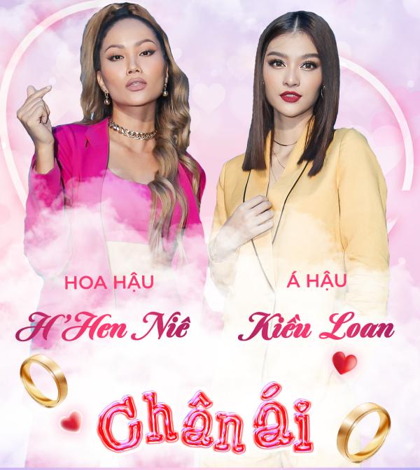 H'Hen Niê, Kiều Loan cùng Xuân Bắc - Cát Tường đi tìm 'Chân ái' trong show hẹn hò mới toanh 2