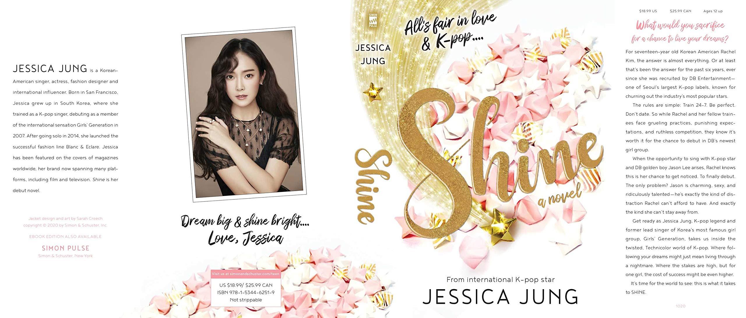 Những giới thiệu về 'Shine' được nhà phát hành đăng tải.