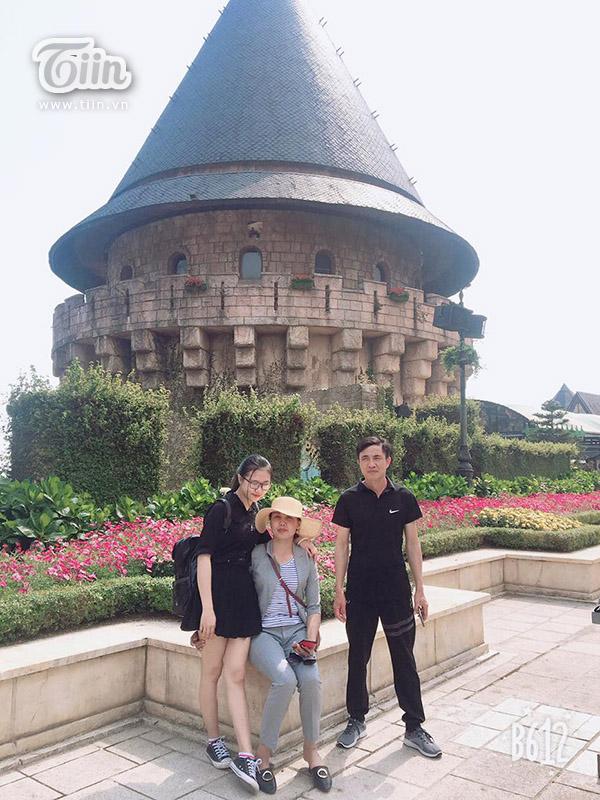 Cô bạn Đà Nẵng được bố may tặng hàng trăm bộ váy: 'Mình và mẹ luôn được mặc hàng thiết kế limited của bố' 7