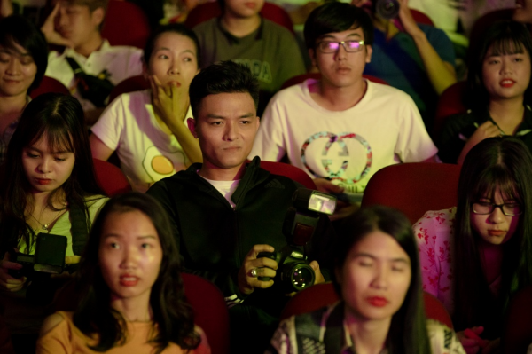 Thu Trang gây bất ngờ khi nắm tay Võ Cảnh trong tập cuối 'Bộ tứ oan gia' 2