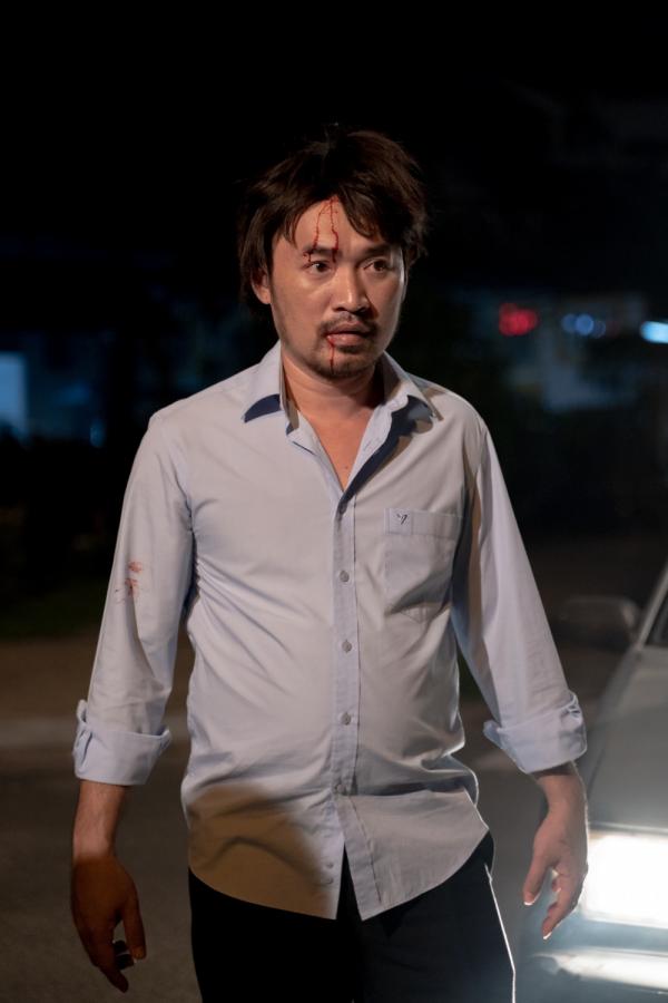 Thu Trang gây bất ngờ khi nắm tay Võ Cảnh trong tập cuối 'Bộ tứ oan gia' 5