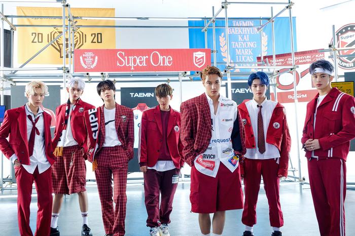 Một đoạn ca khúc chủ đề comeback Super One của SuperM đã bị rò rỉ khiến fan bất ngờ.