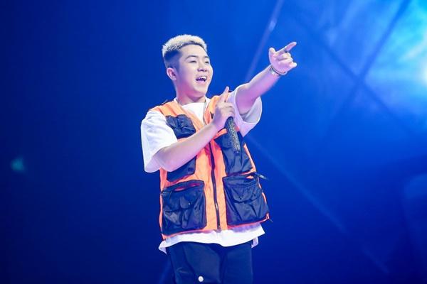 King of Rap tập 7: Pháo - RichChoi nắm tay vào top 20, Mfree - VY Jacko 'quậy tưng bừng'trên sân khấu 1