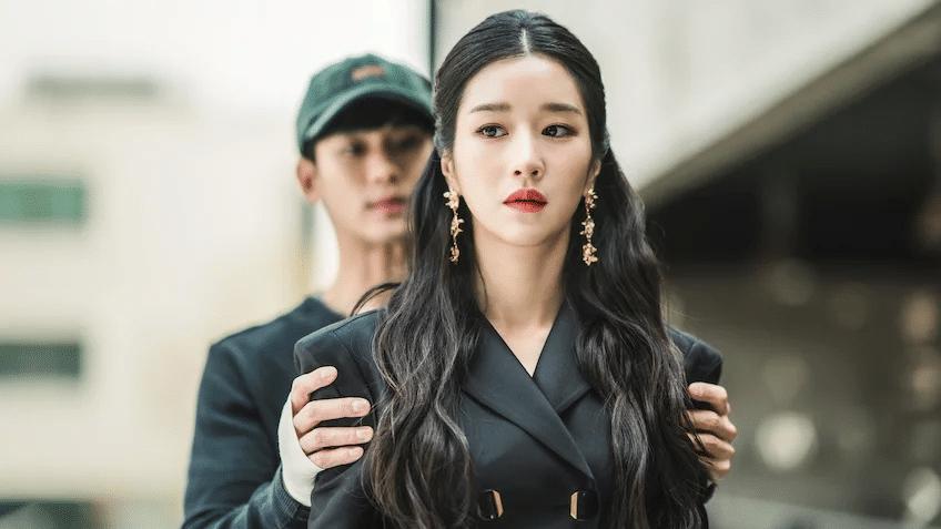 Trend 'điên nữ', 'khùng nam' trên màn ảnh Hàn năm nay: càng điên khùng phim lại càng hot 3