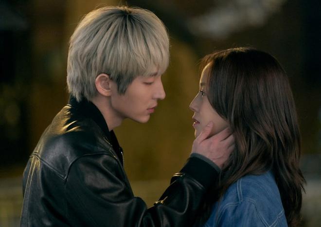 Trend 'điên nữ', 'khùng nam' trên màn ảnh Hàn năm nay: càng điên khùng phim lại càng hot 5