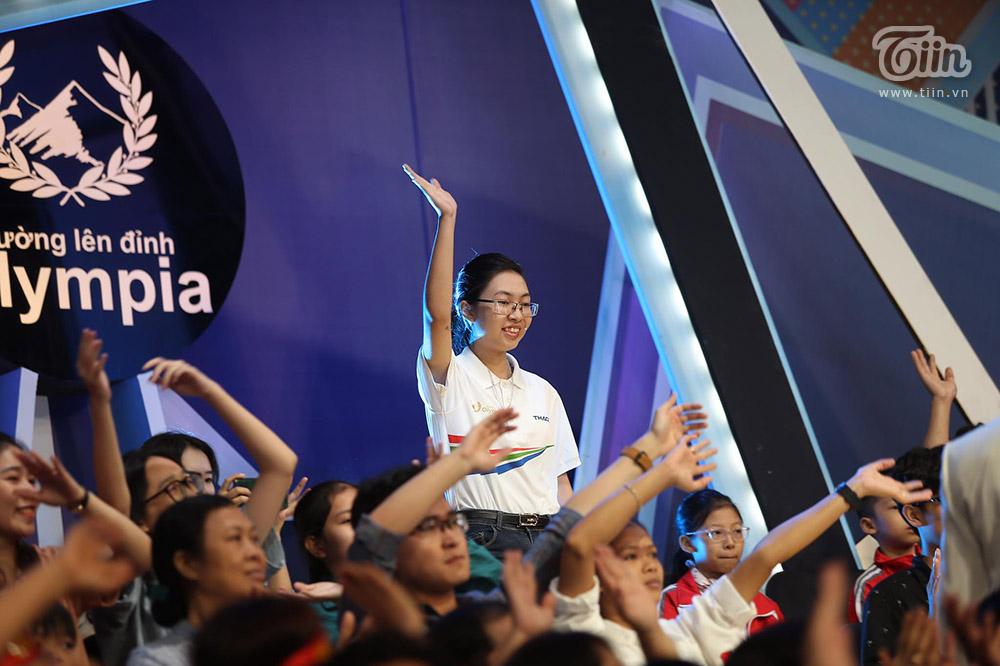 Chiến thắng tuyệt đối, nữ sinh Ninh Bình xuất sắc giành Quán quân Đường lên đỉnh Olympia 2020 14