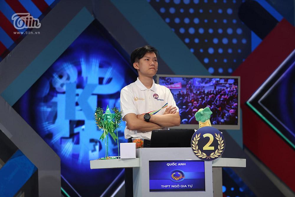 Chiến thắng tuyệt đối, nữ sinh Ninh Bình xuất sắc giành Quán quân Đường lên đỉnh Olympia 2020 10