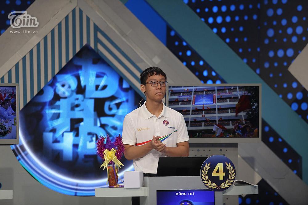 Chiến thắng tuyệt đối, nữ sinh Ninh Bình xuất sắc giành Quán quân Đường lên đỉnh Olympia 2020 11