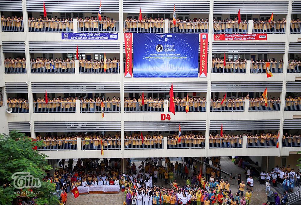 Chiến thắng tuyệt đối, nữ sinh Ninh Bình xuất sắc giành Quán quân Đường lên đỉnh Olympia 2020 4