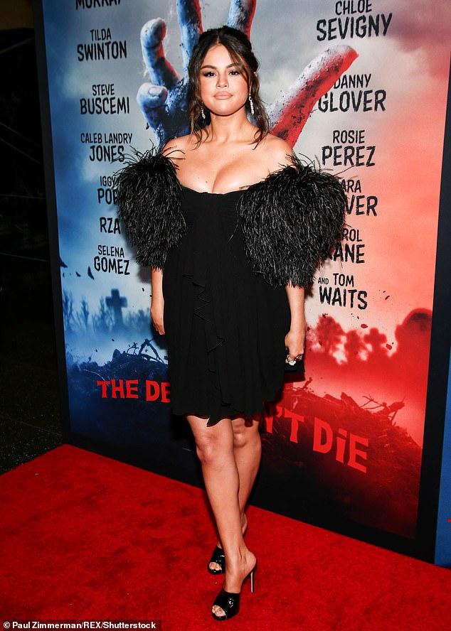 Selena Gomez là nghệ sĩ tích cực tuyên truyền bỏ phiếu trong năm 2020.