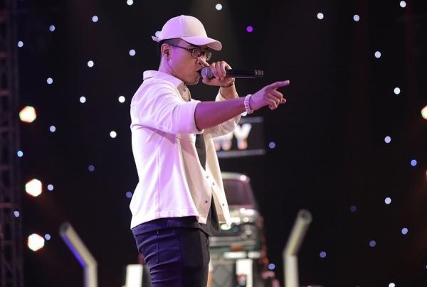 Gducky vừa gây bão 'Rap Việt': Sáng làm gia sư, tối 'chinh chiến' với đam mê rap 4