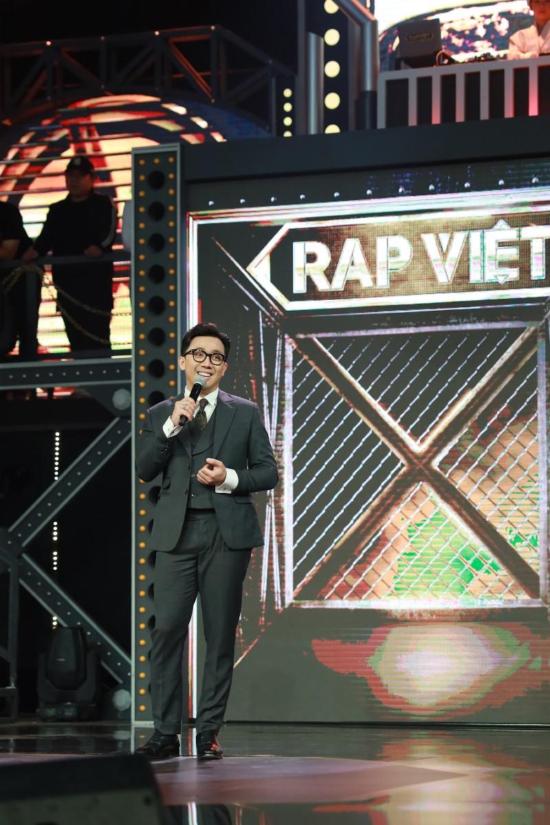 Không thể phủ nhận rằng Trấn Thành đã góp sức vào sự thành công của Rap Việt.