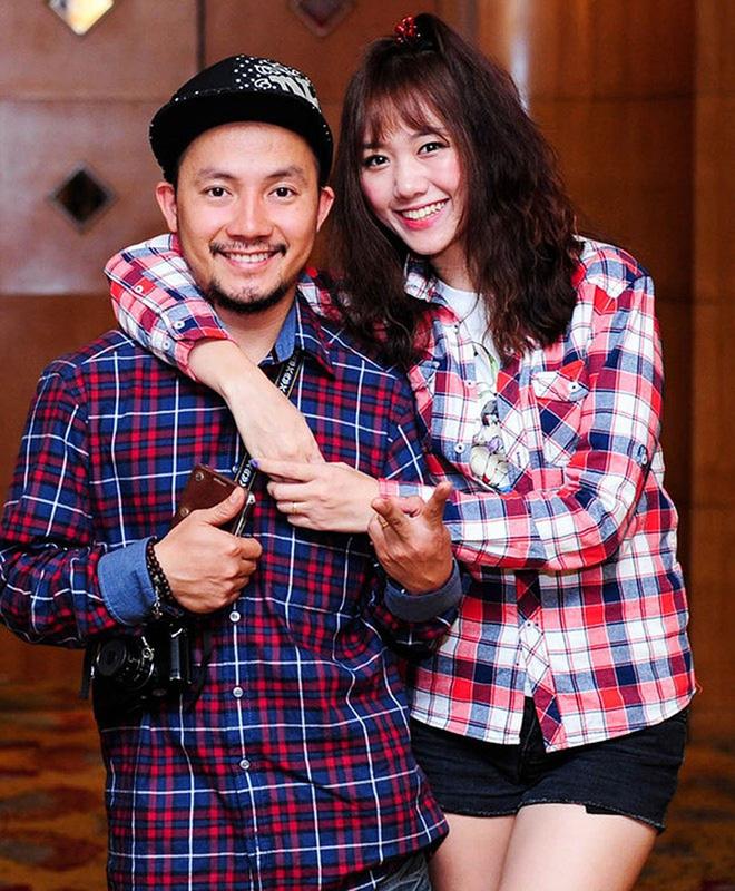 Với 9 năm bên nhau, có thể nói Hari Won đã dành trọn thanh xuân của mình bên rapper Tiến Đạt.