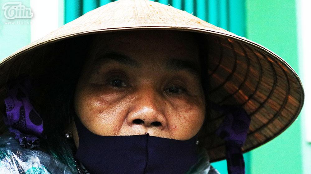 Bà Đương không khỏi bồi hồi khi nhớ lại những việc đã qua trong suốt 30 năm sống ở ở Sài Gòn