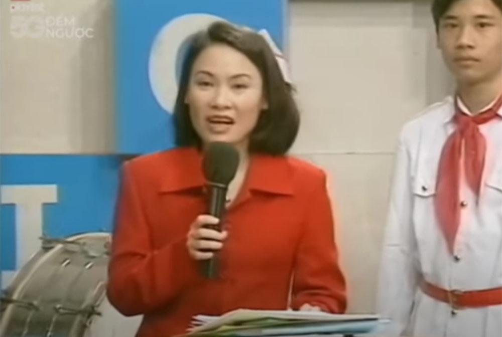 MC đầu tiên của Đường lên đỉnh Olympia - Tạ Bích Loan