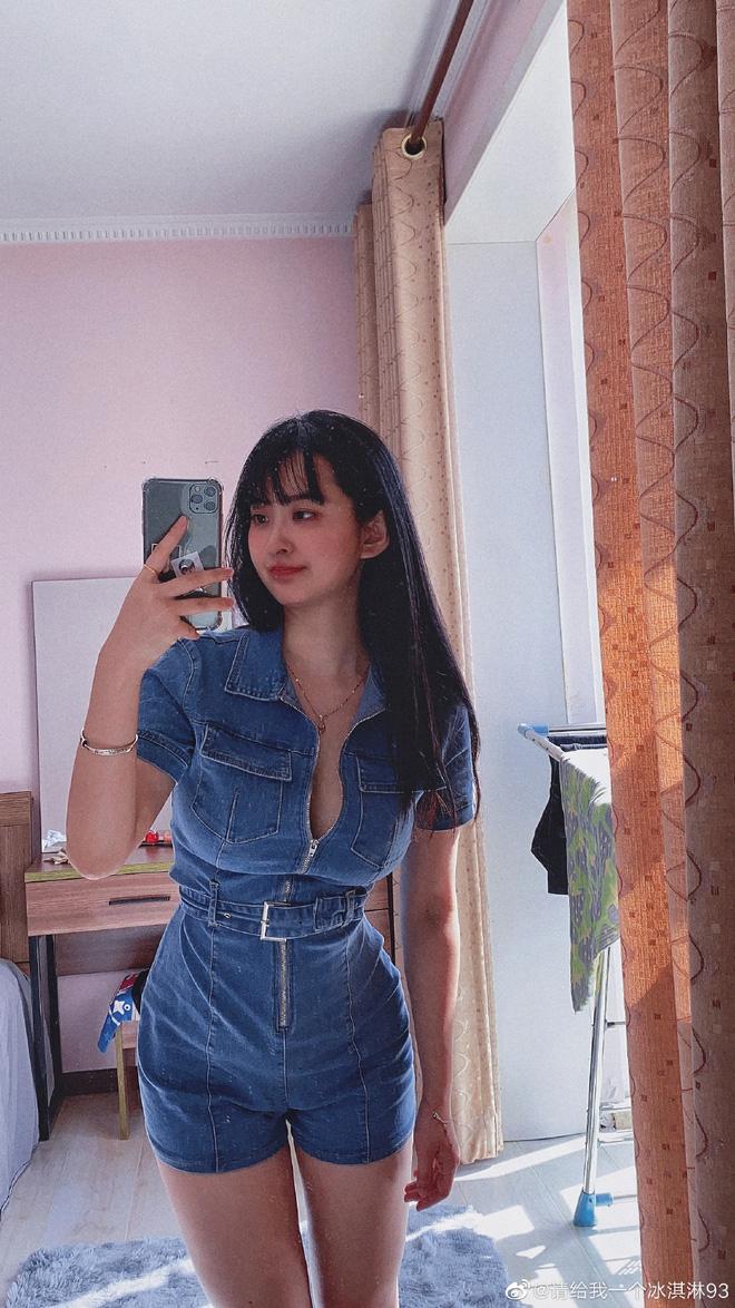Hot girl mạng Trung Quốc lộ ảnh nhan sắc ngoài đời 'hú hồn': Tưởng 'vòng nào ra vòng nấy' ai ngờ chỉ là cú lừa 4