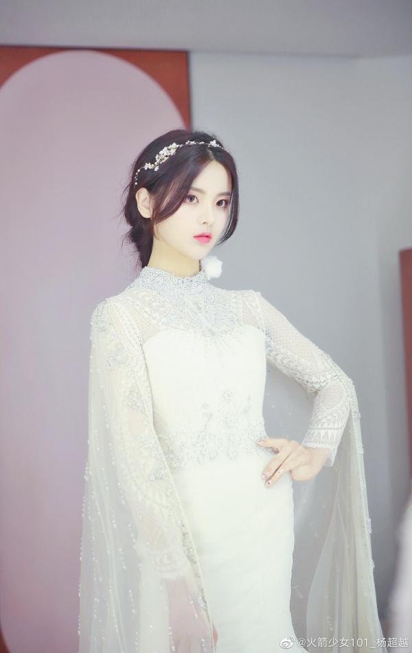 Dương Siêu Việt được mệnh danh là 'thần tiên tỉ tỉ' mới của showbiz Hoa ngữ