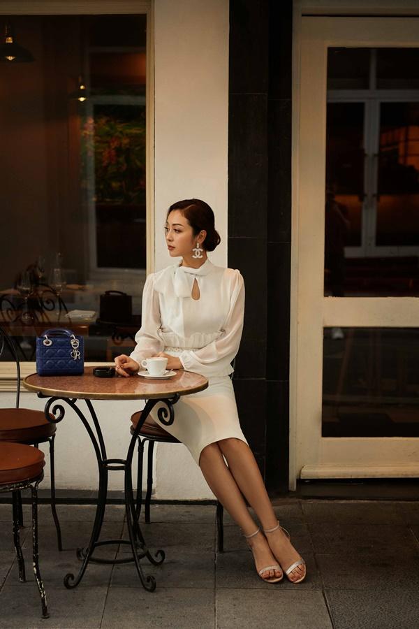 Jennifer Phạm ngày càng nhuận sắc, khoe vẻ đẹp 'lão hóa ngược' với loạt bộ trang phục cực 'chanh sả' 5