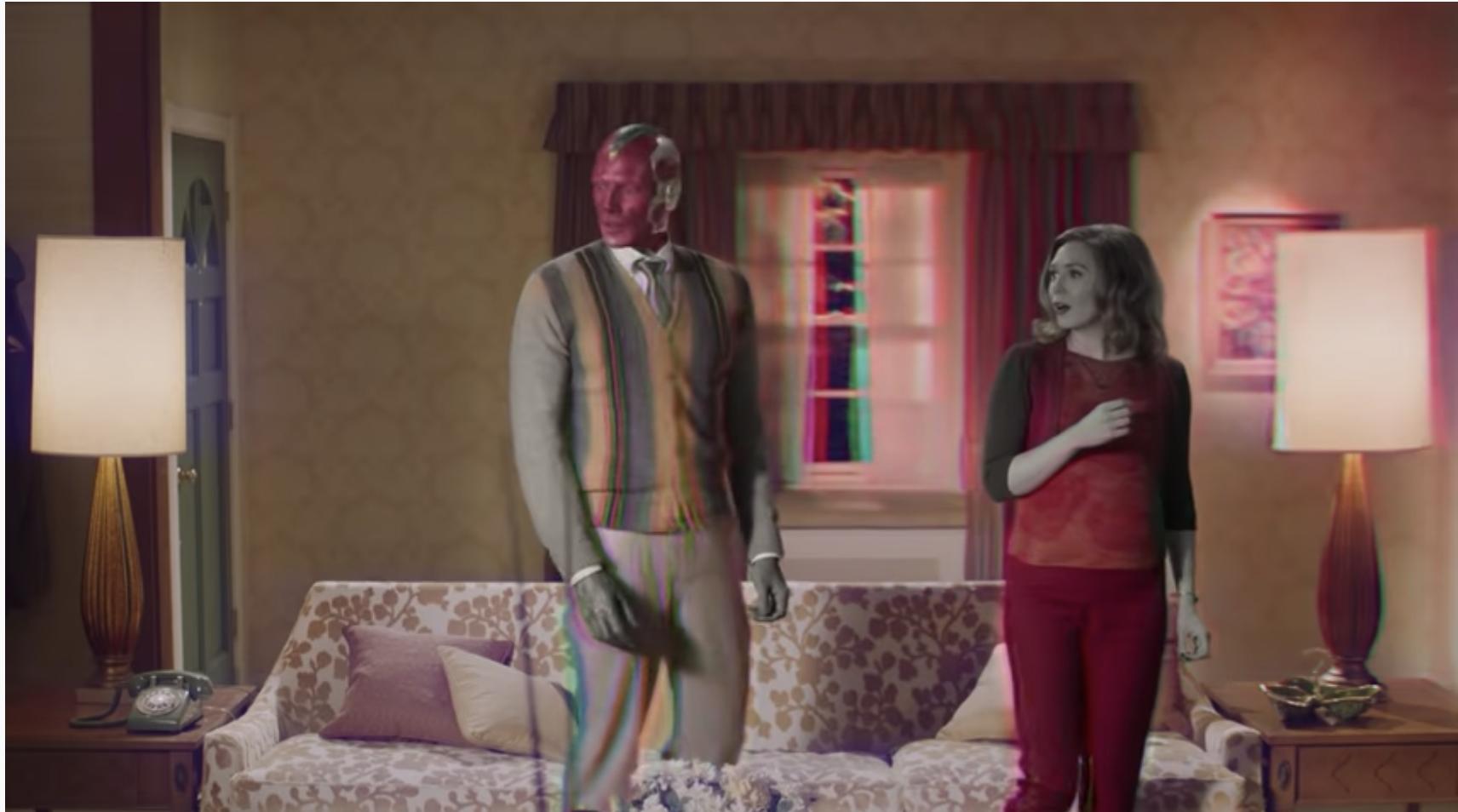 Một số hình ảnh trong trailer.