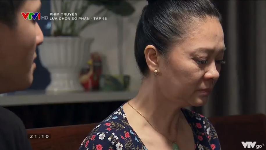 'Lựa chọn số phận' tập 65: Bị phạt 9 tháng tù, Huỳnh Anh vẫn gượng cười an ủi gia đình 'trong tù thoải mái lắm, cơm ăn ngày 3 bữa' 2